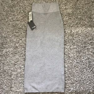 NWT Wilfred free knitted skirt XS